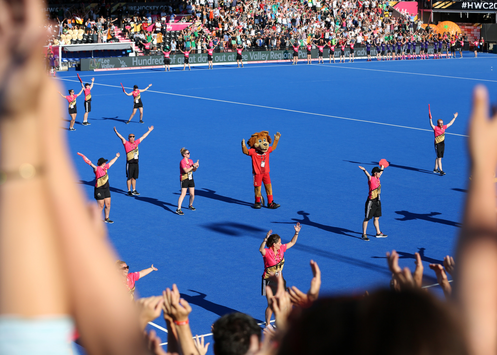 London hosted the 2018 Women's Hockey World Cup ©Getty Images