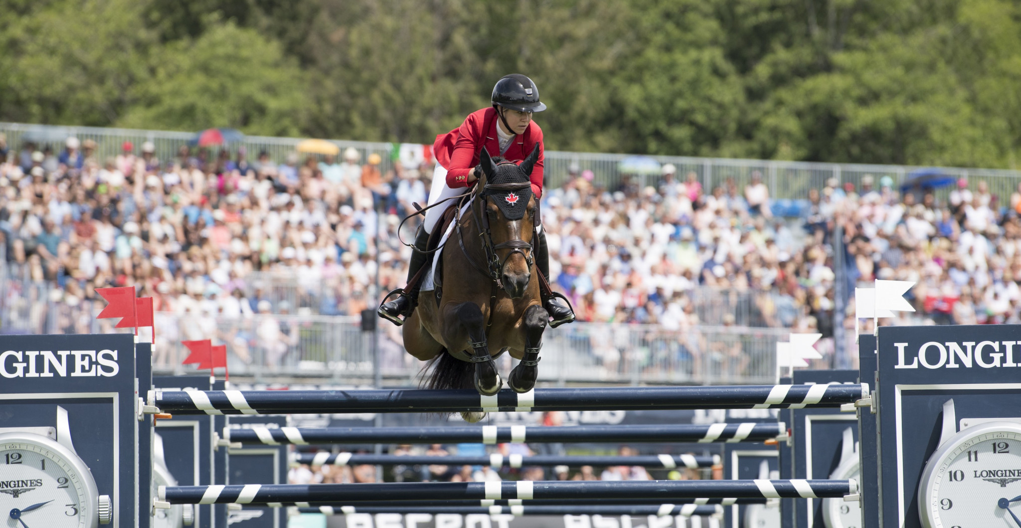 Canada triumph at home FEI Jumping Nations Cup but miss out on place in final