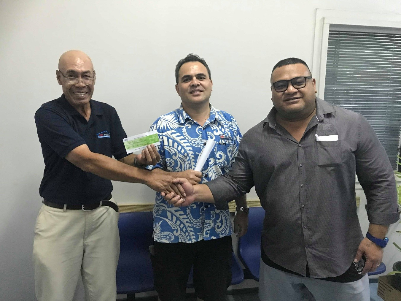 Salafai Metal Industries (SMI), which provides building and roofing materials for inhabitants of the island, has been confirmed as a supporting sponsor for the Games ©Samoa 2019