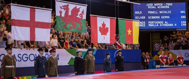 Commonwealth judo nations will gather again in Walsall in September for the Commonwealth Judo Championships, for which entry has opened ©IJF