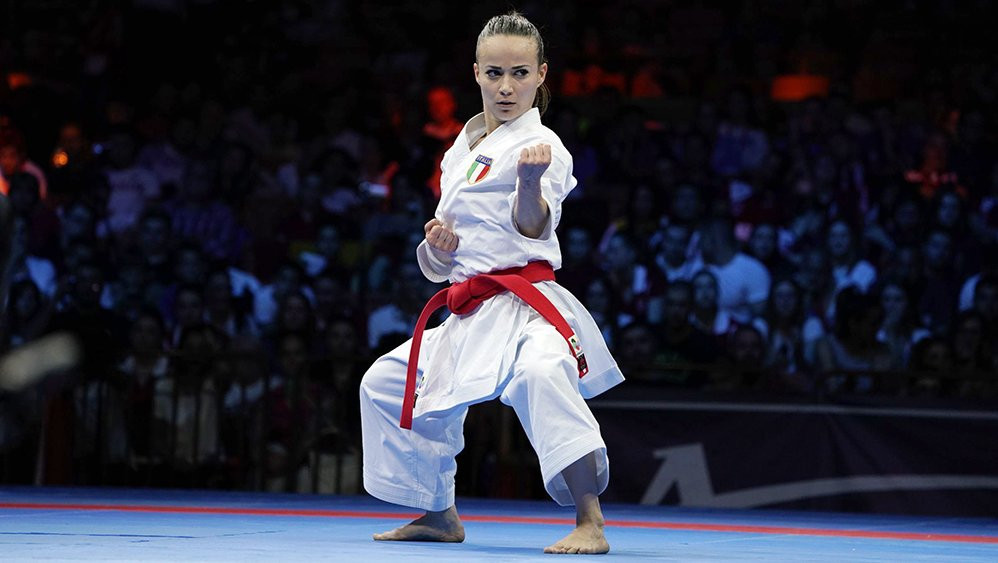The World Karate Federation's new kata rules will feature for the first time in a multi-sport event when action takes place on June 29 at the Minsk 2019 European Games ©WKF