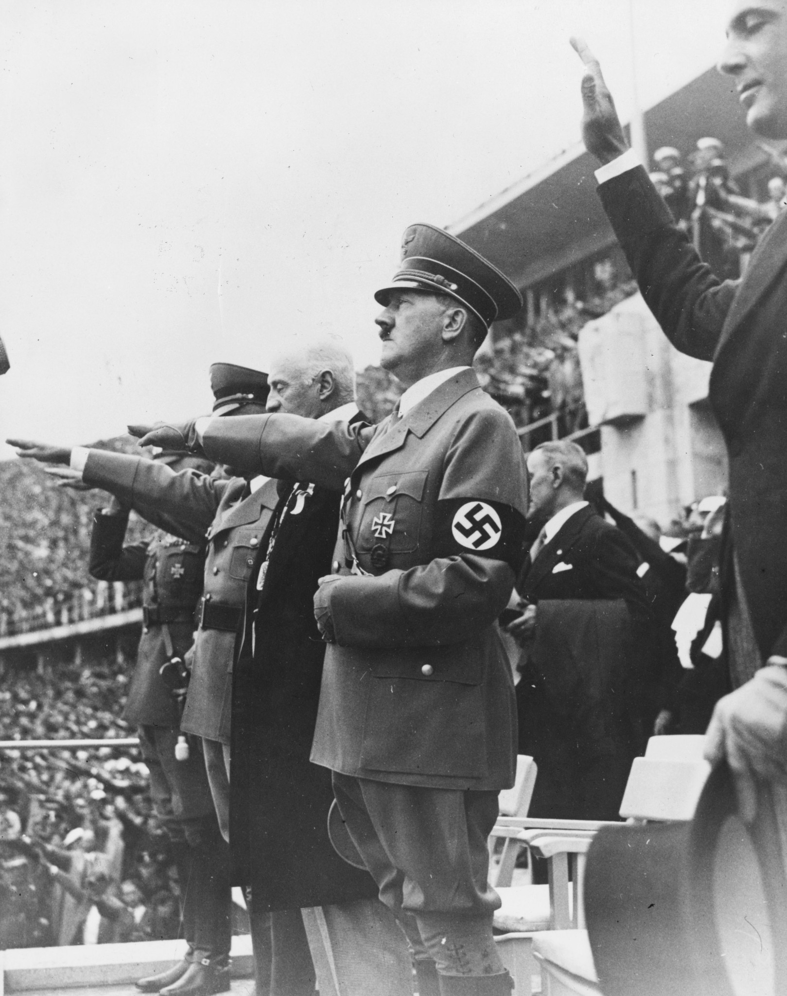 Claims that Berlin should bid for the 2036 Olympics, which would mark the centenary of the 1936 Games, forever associated with Adolf Hitler, have been raised by the city's Interior Minister Andreas Geisel ©Getty Images