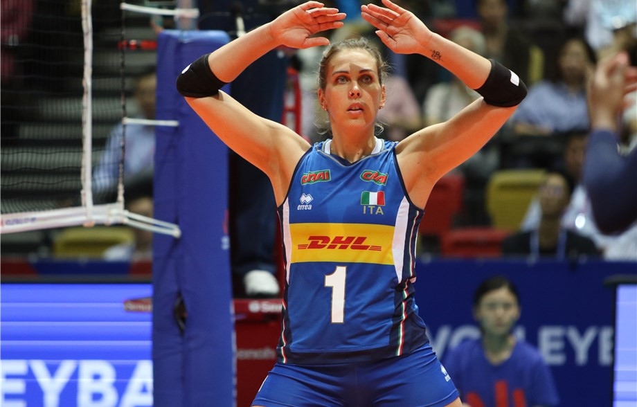 Turkey and Italy maintain pace at top of FIVB Women's Nations League as tournament resumes