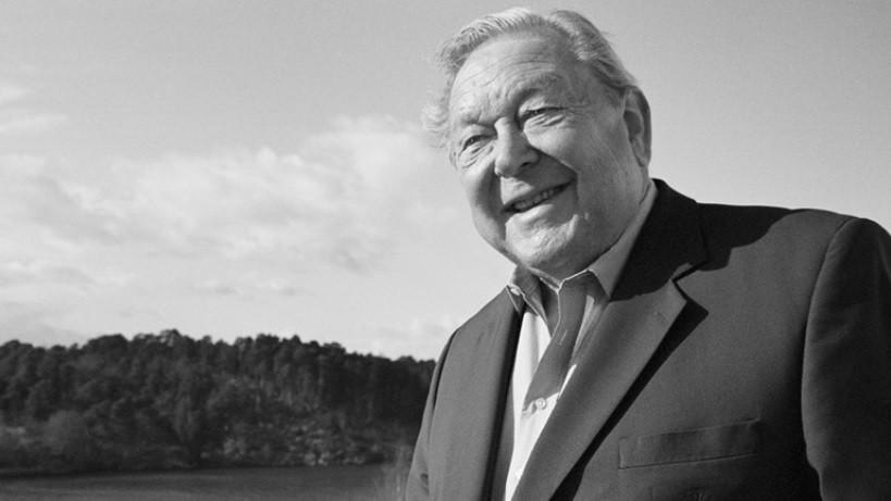 Former UEFA President Johansson dies aged 89