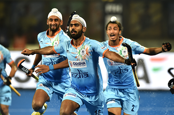 India and Pakistan kept apart in draw for FIH Tokyo 2020 Olympic Qualifiers
