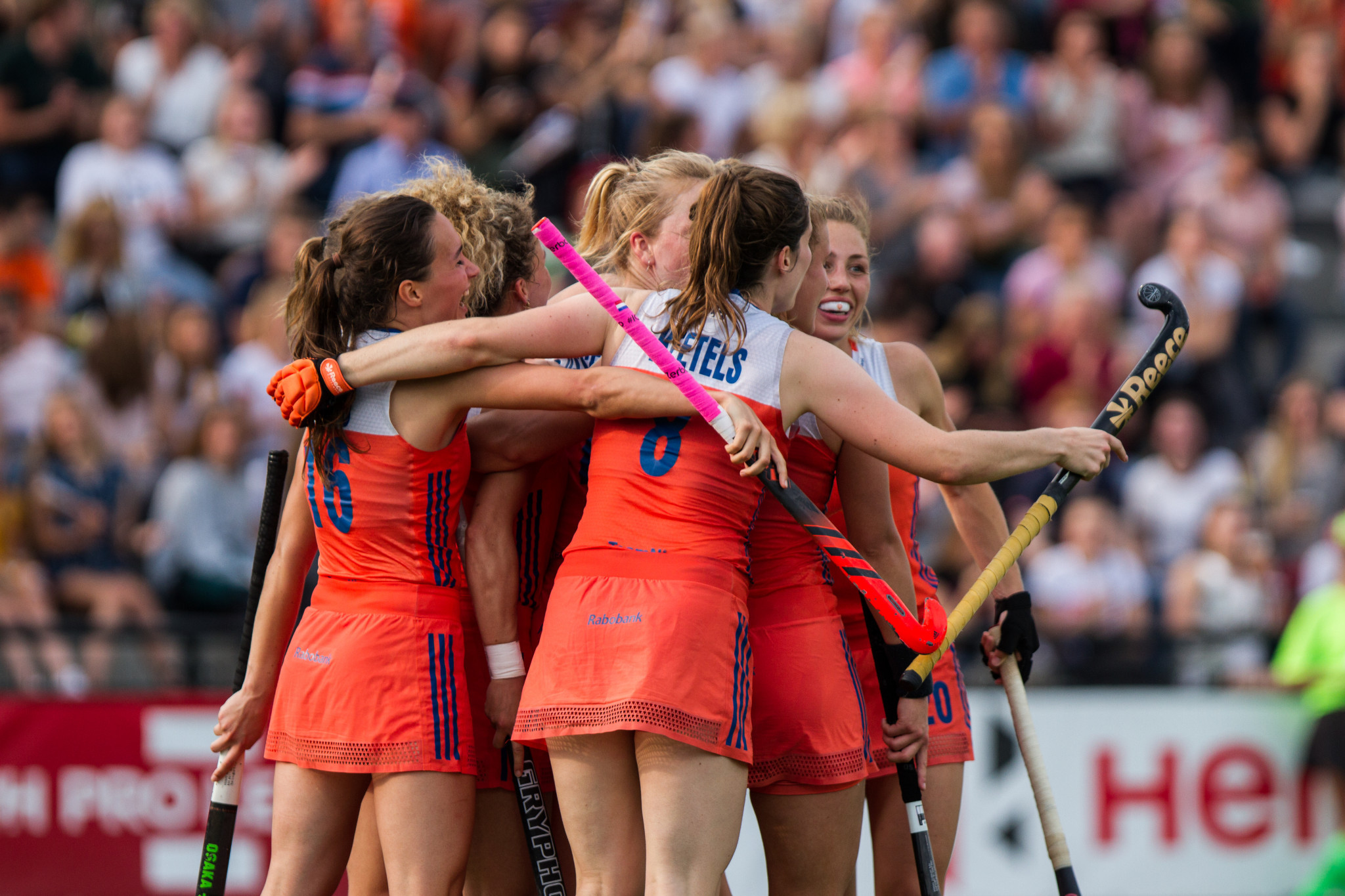 Dutch women defeat Germany to close on FIH Pro League Grand Final ticket