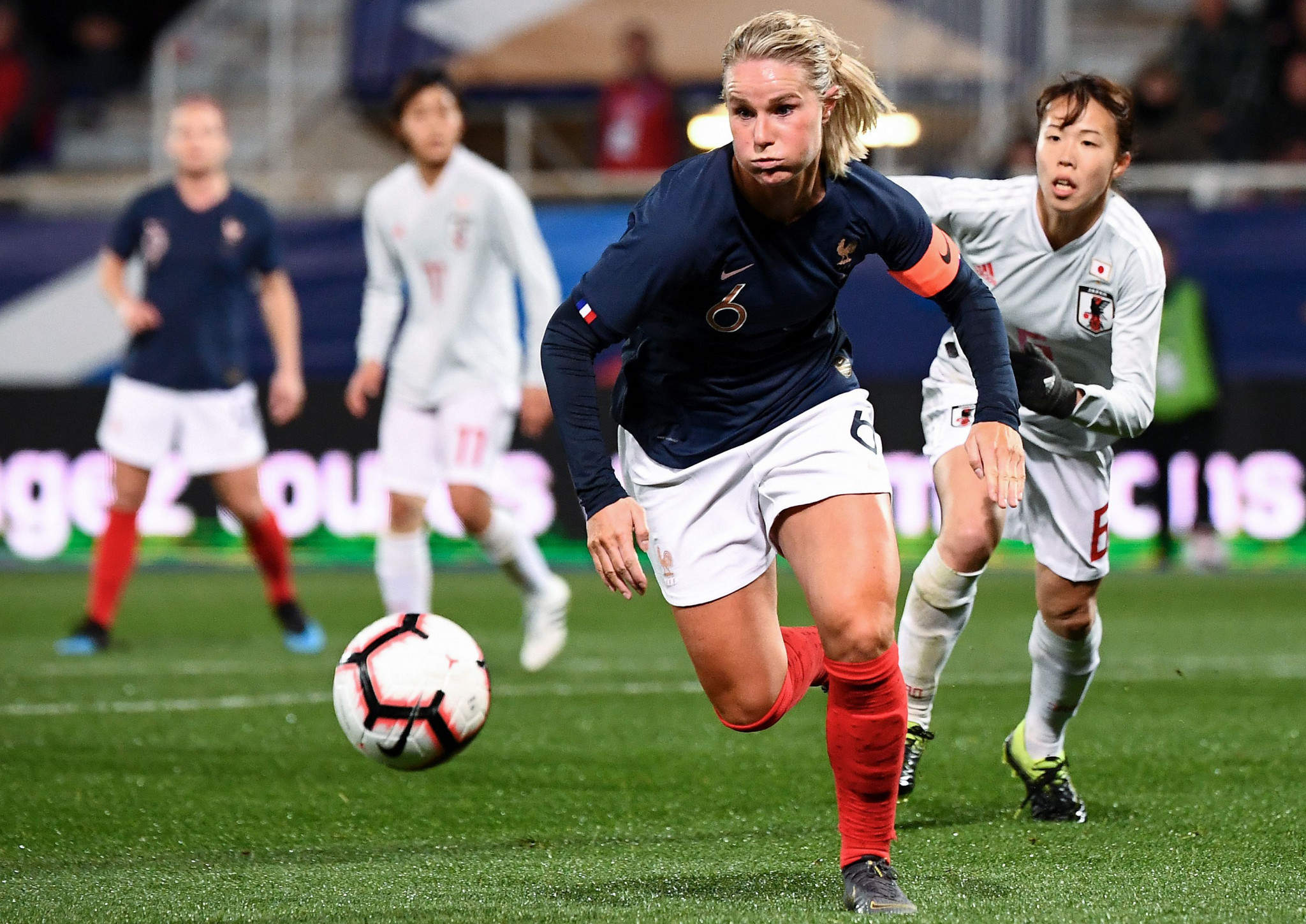 David Owen: Women's sport is on the way up – and the FIFA Women's World Cup will play its part in the rise