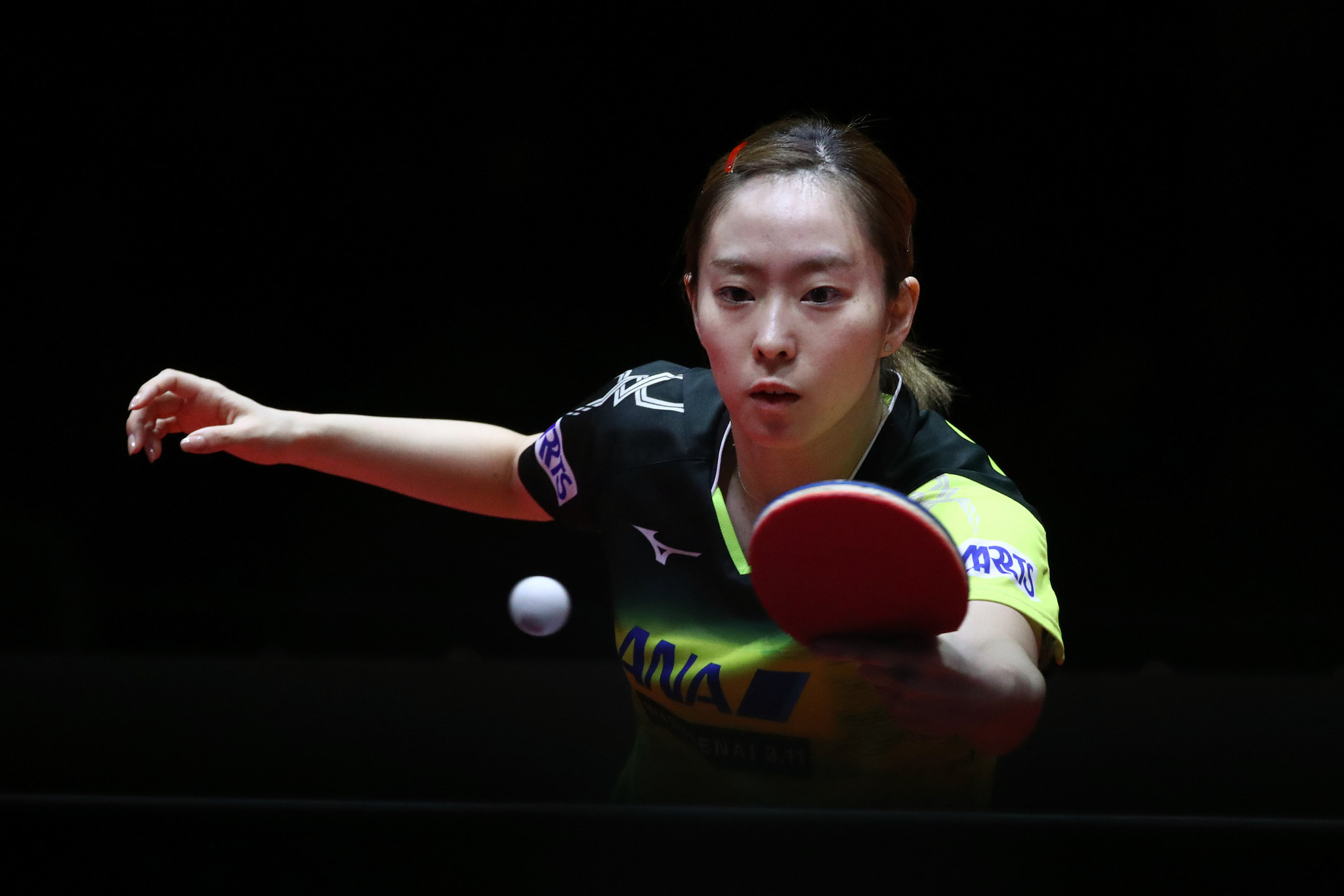 Japan's Kasumi Ishikawa is the number one seed in the women's competition at the ITTF Hong Kong Open ©Getty Images