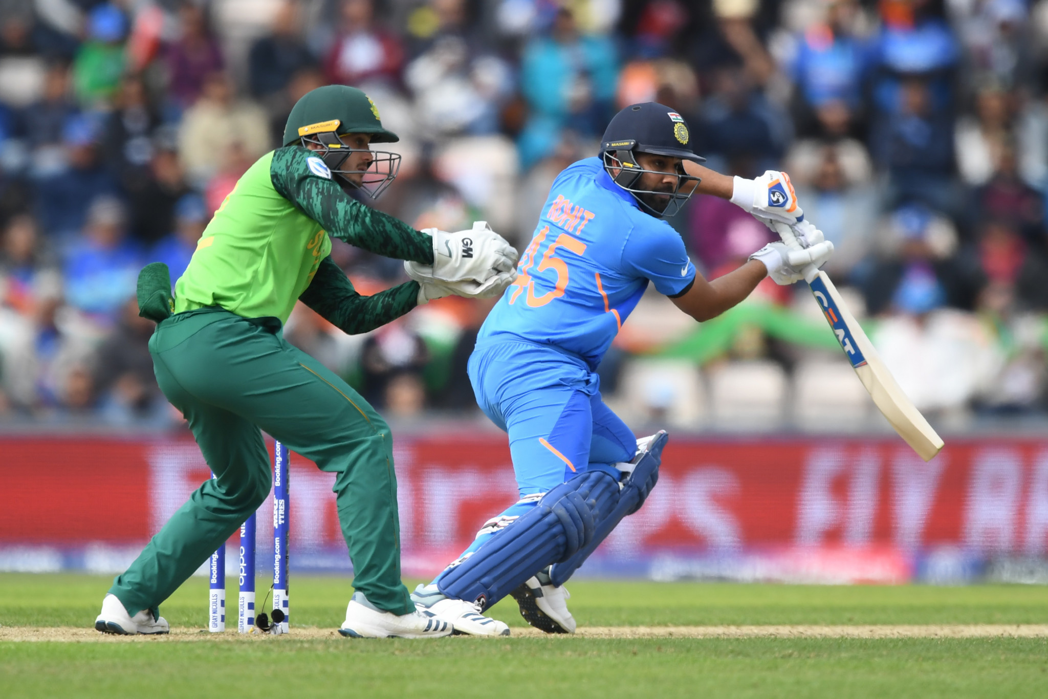 India open Cricket World Cup campaign with victory over South Africa