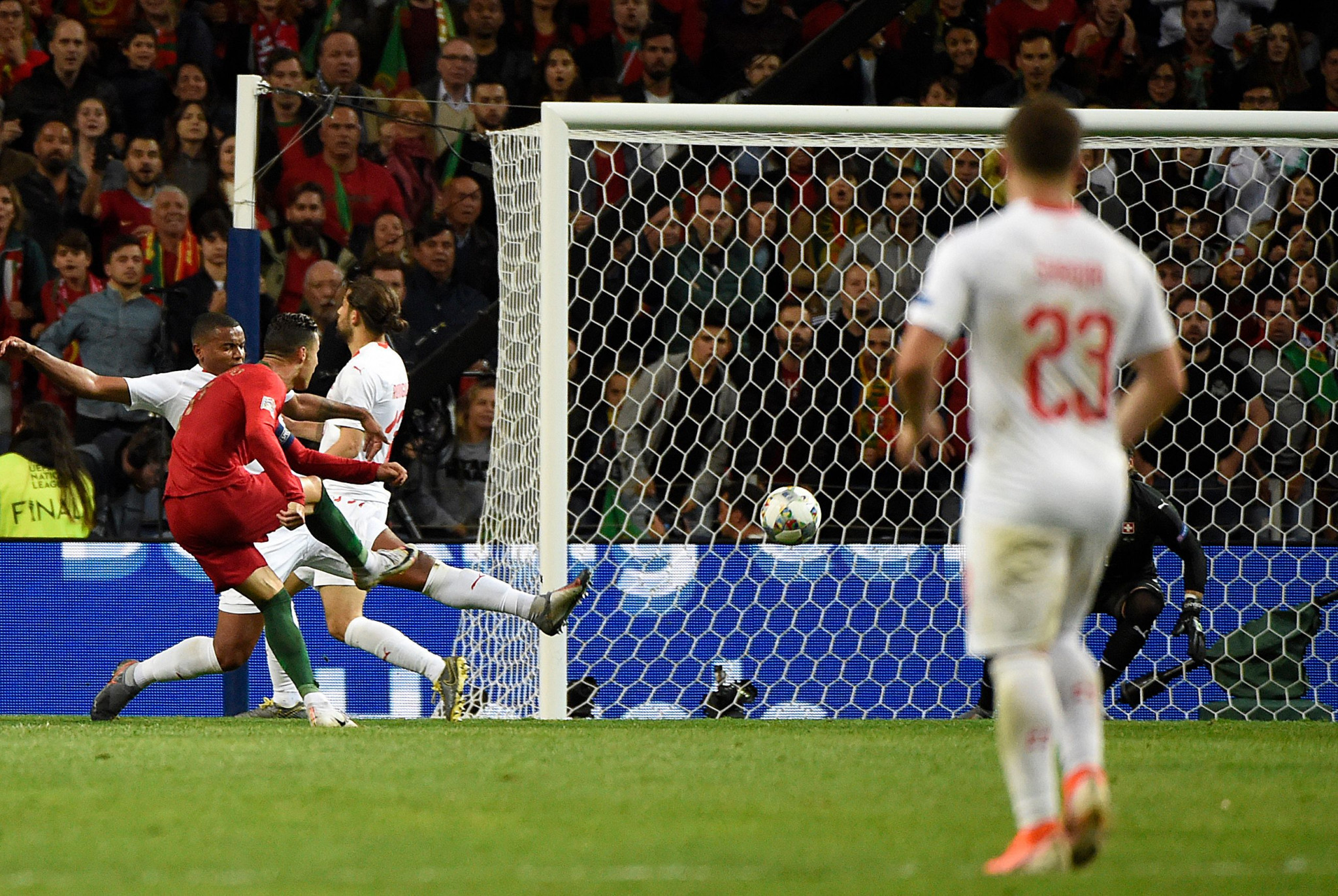 Ronaldo hat-trick fires Portugal into UEFA Nations League final
