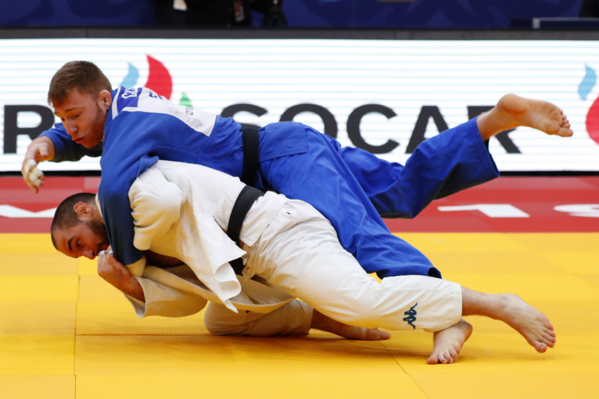 Entry open for first Commonwealth Judo Championships to be held in England