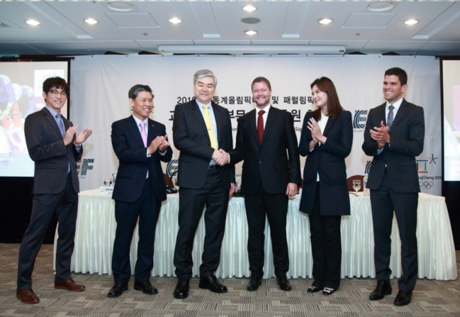 Education First announced as sponsor of Pyeongchang 2018