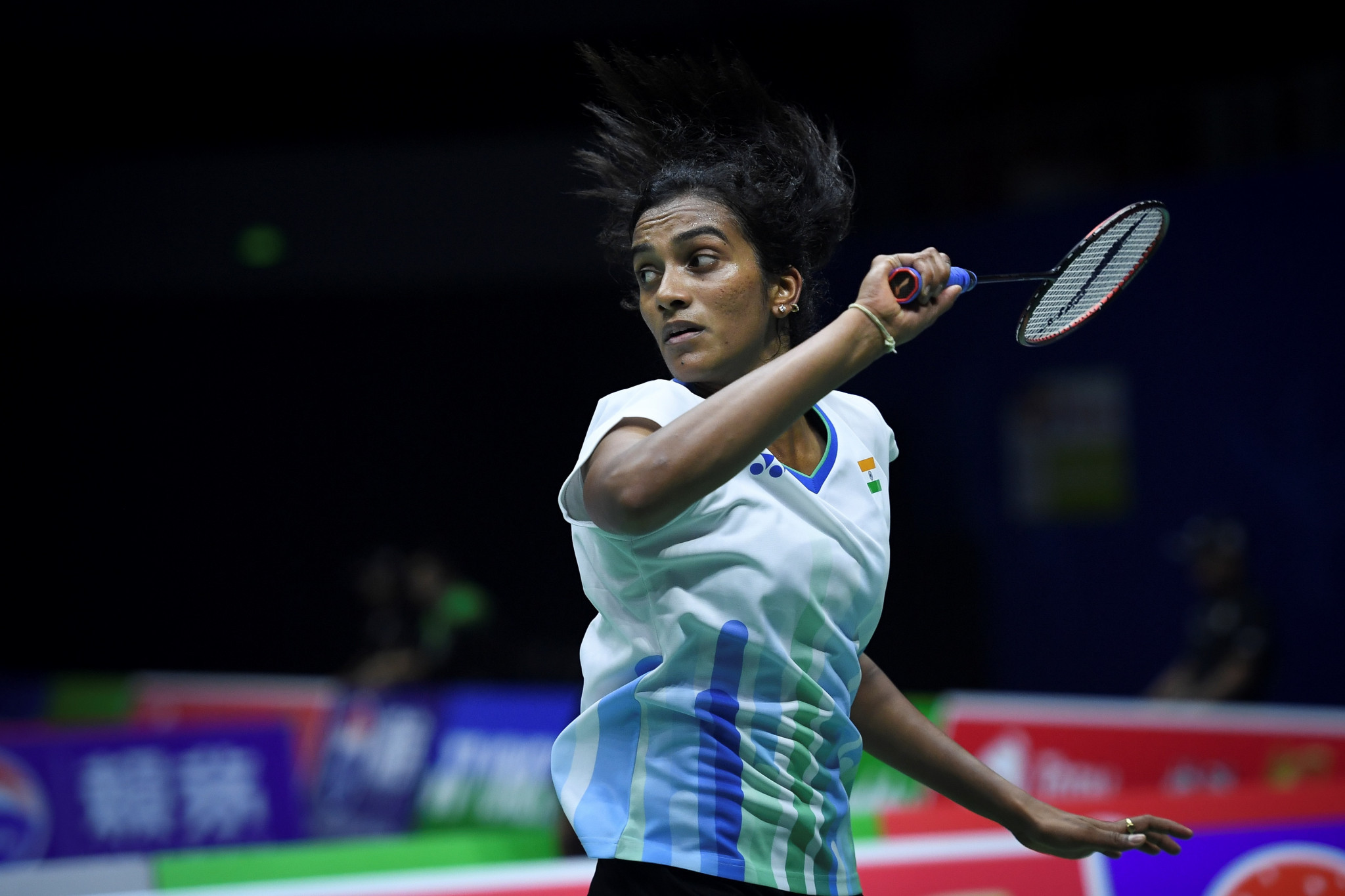 Third seed Sindhu crashes out of BWF Australian Open