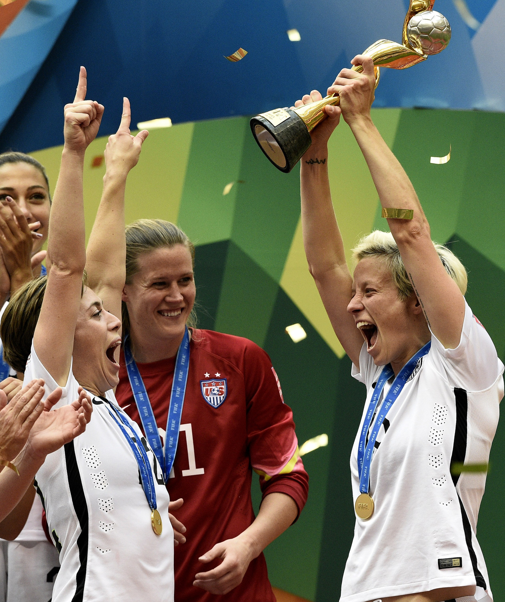 United States seeking fourth FIFA Women's World Cup in France