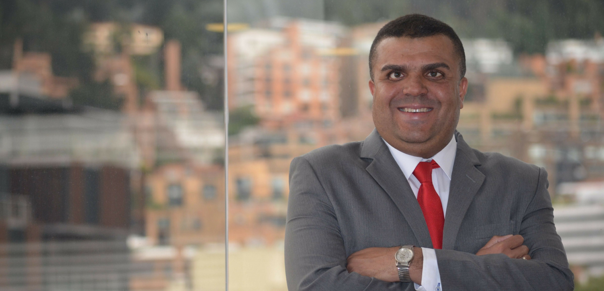 Colombian Paralympic Committee President Julio César Ávila Sarria is vying for the equivalent role at the Americas Paralympic Committee ©CPC