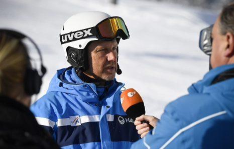 International Ski Federation announces Alpine skiing competition management reshuffle