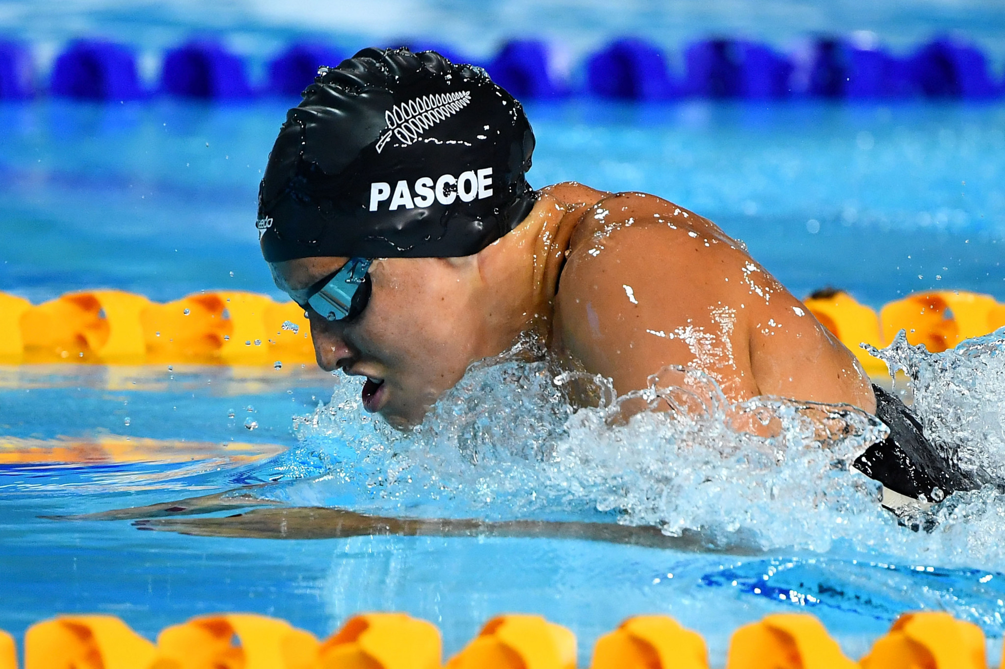 Swimming star Pascoe nominated for IPC Athlete of the Month