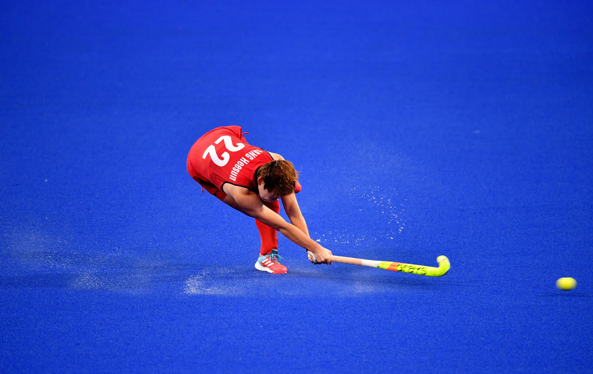 South Korea are the second-highest ranked team at the FIH Series Finals event in Ireland ©Getty Images