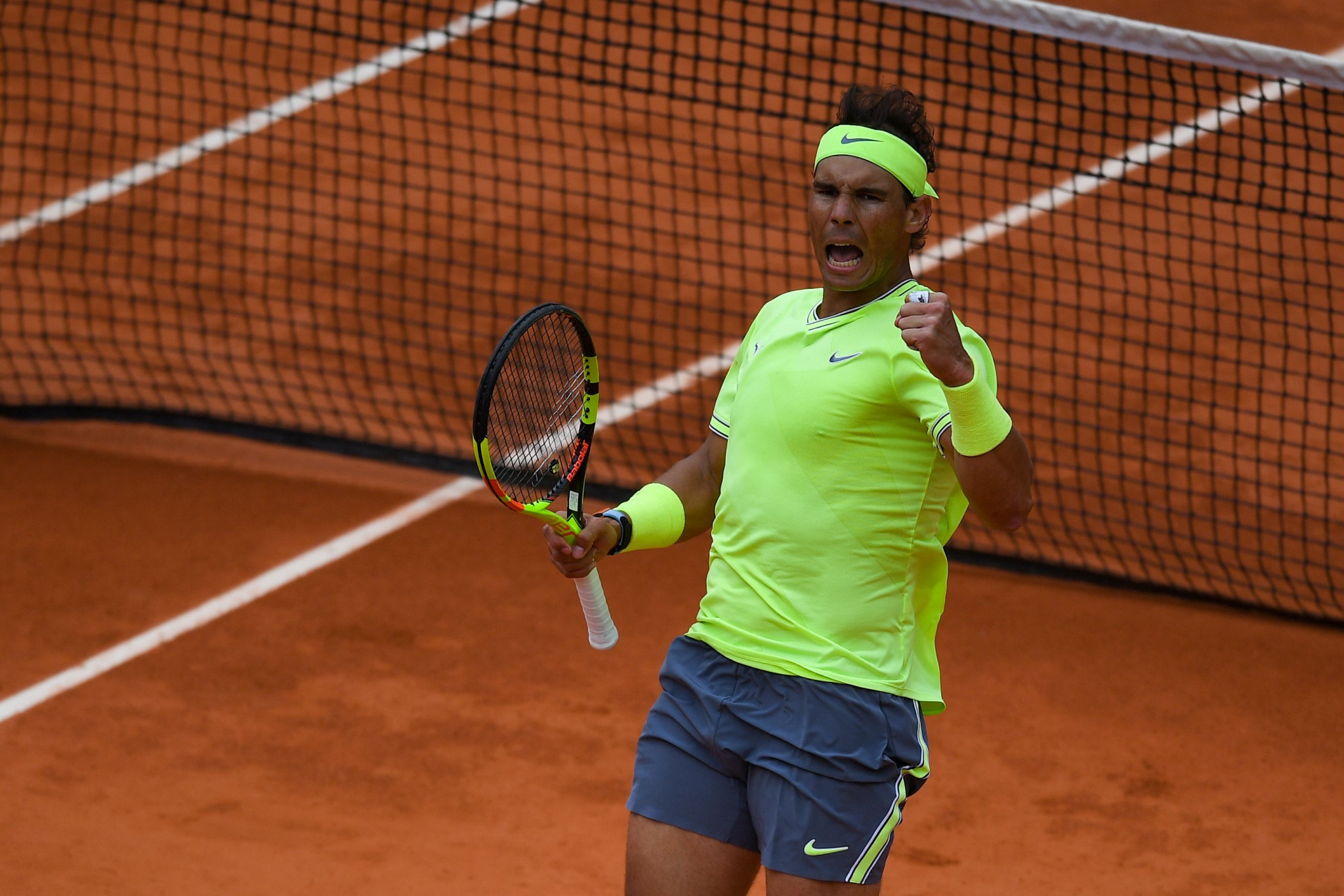 Nadal sweeps aside Federer to book 12th French Open final berth