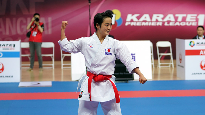 Sánchez Jaime and Shimizu to meet in mouthwatering women's kata final at Karate 1-Premier League event in Shanghai