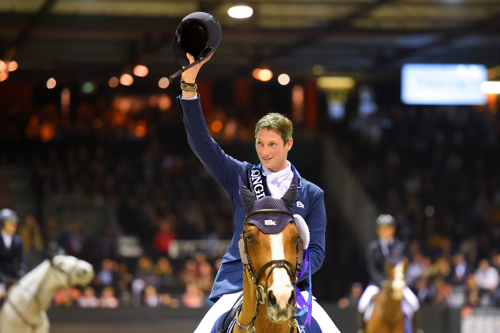 Deusser looks to continue excellent form at Cannes Longines Global Champions Tour