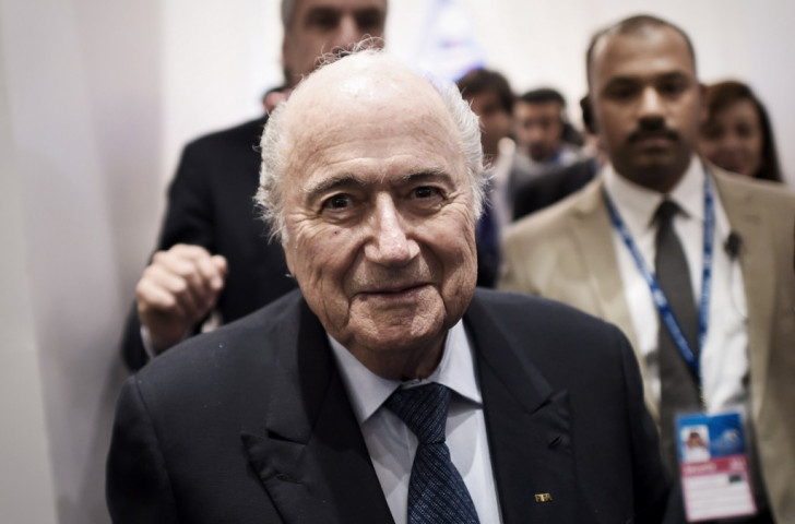 Sepp Blatter will be bidding to secure a fifth term in office when the FIFA Presidential election takes place in Zurich on May 29 ©Getty Images