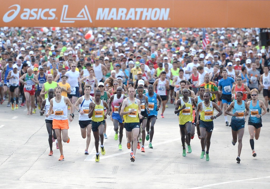 Postponed Los Angeles Marathon organisers give COVID-19 guideline updates
