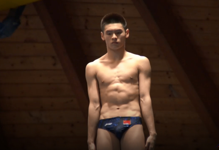 Yang and Wei earn golden double for China in FINA Diving Grand Prix in Madrid