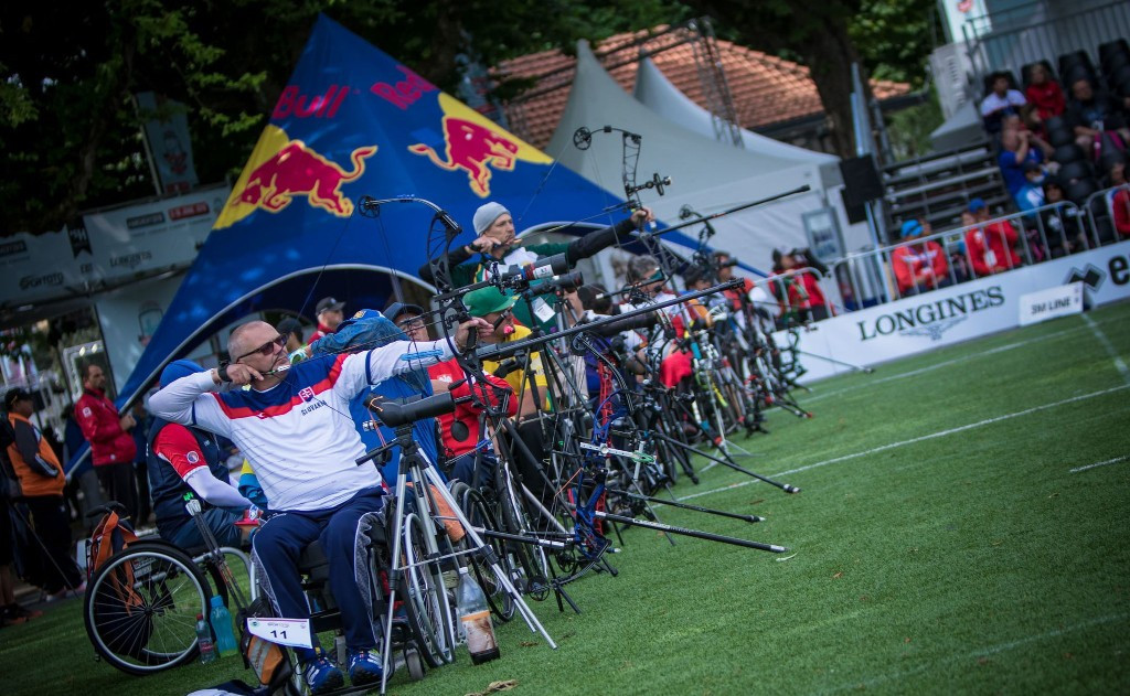 Sixteen places for Tokyo 2020 were awarded in the secondary tournament ©World Archery