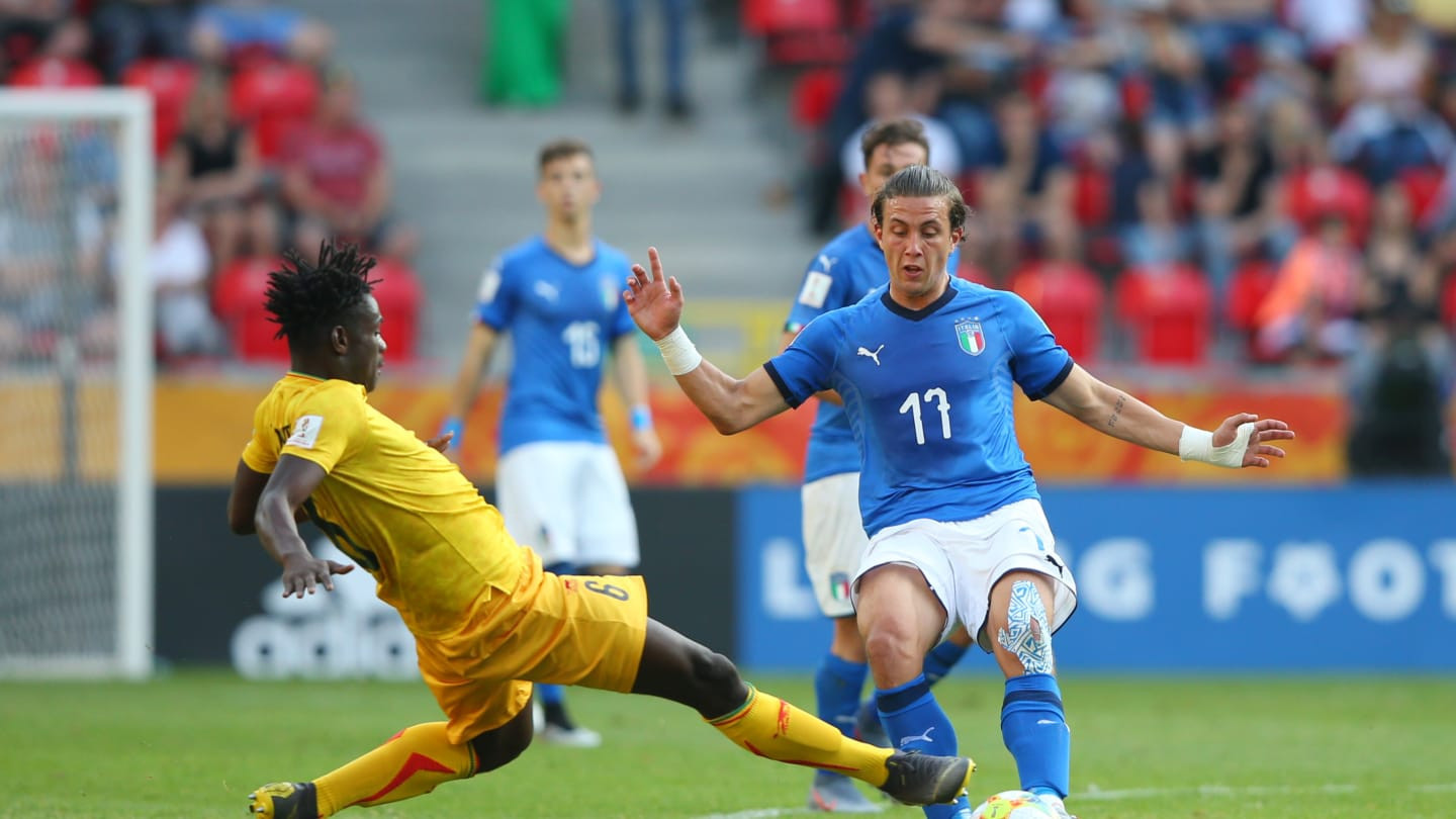 Italy beat Mali 4-2 in Tychy ©Getty Images