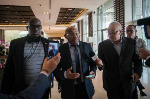 CAF President Ahmad must stay in France following release from custody
