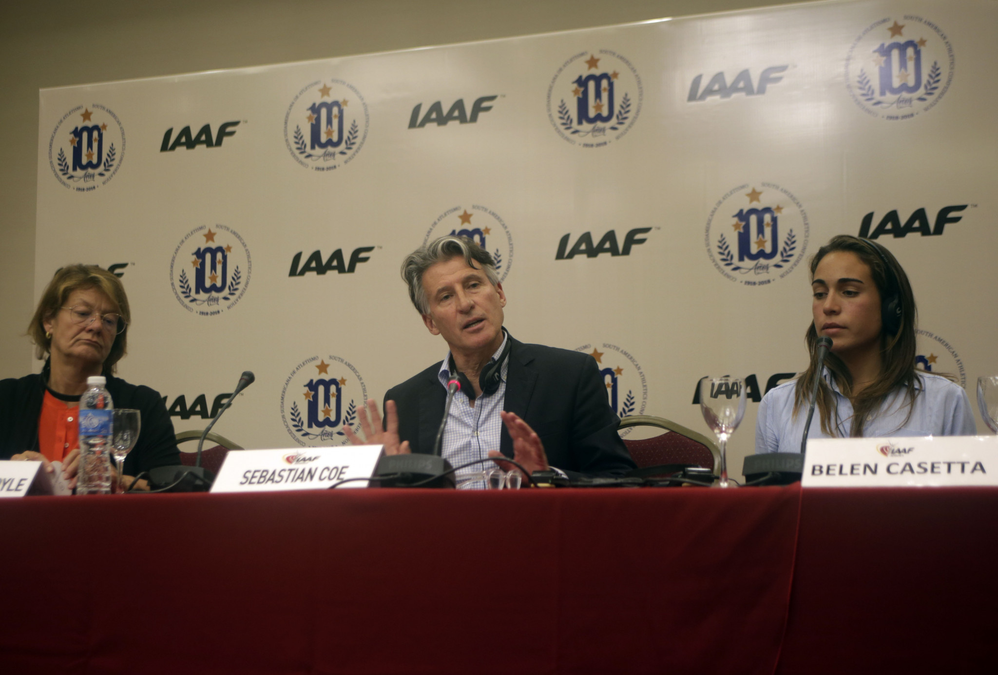 The International Association of Athletics Federations Council meeting is due to take place tomorrow ©Getty Images