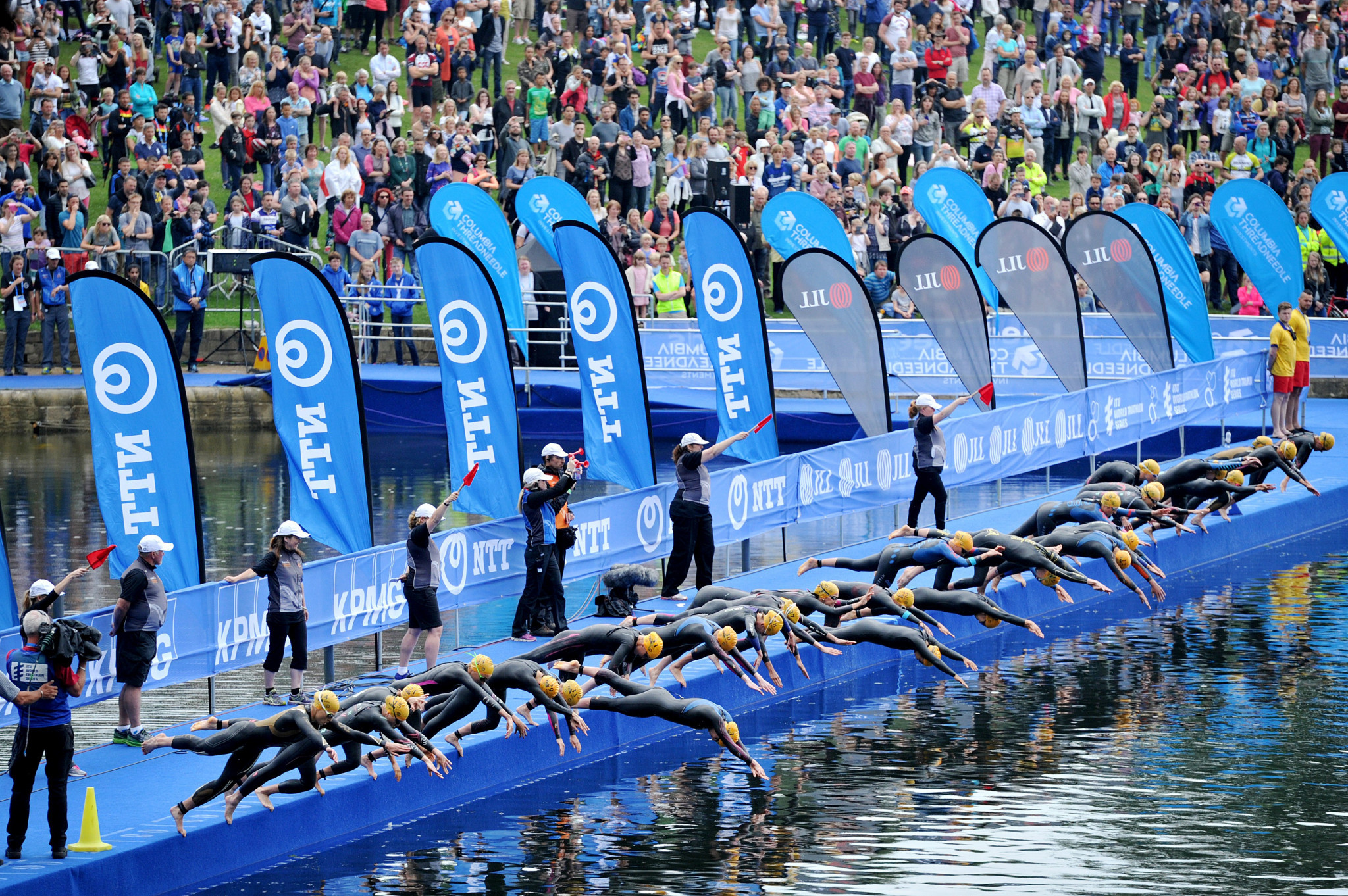 Brownlees return home as World Triathlon Series hits Leeds and Zaferes aims to continue her dominance