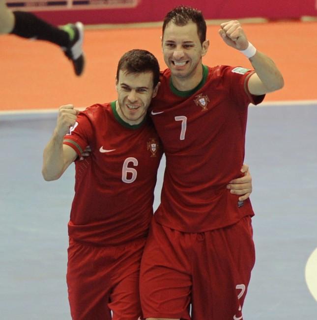 Reigning champions Portugal among three nations bidding for UEFA Futsal Euro 2022