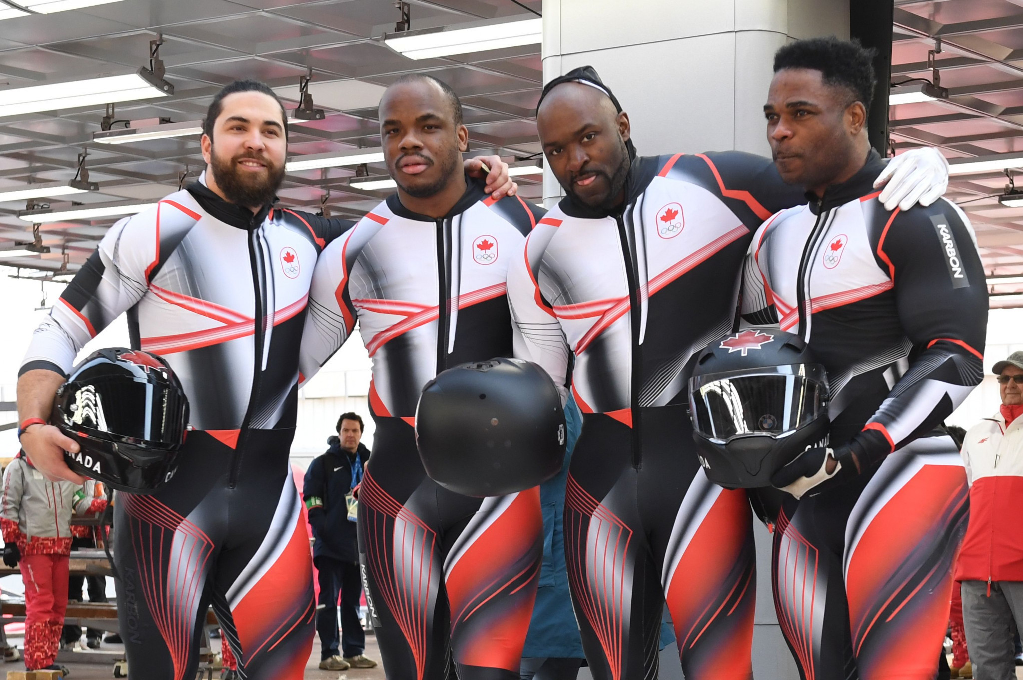 Three-times Canadian Olympic bobsleigh athlete Wright announces retirement