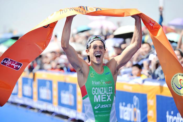 Gonzalez targets another home victory at ITU Triathlon World Cup event in Huatulco