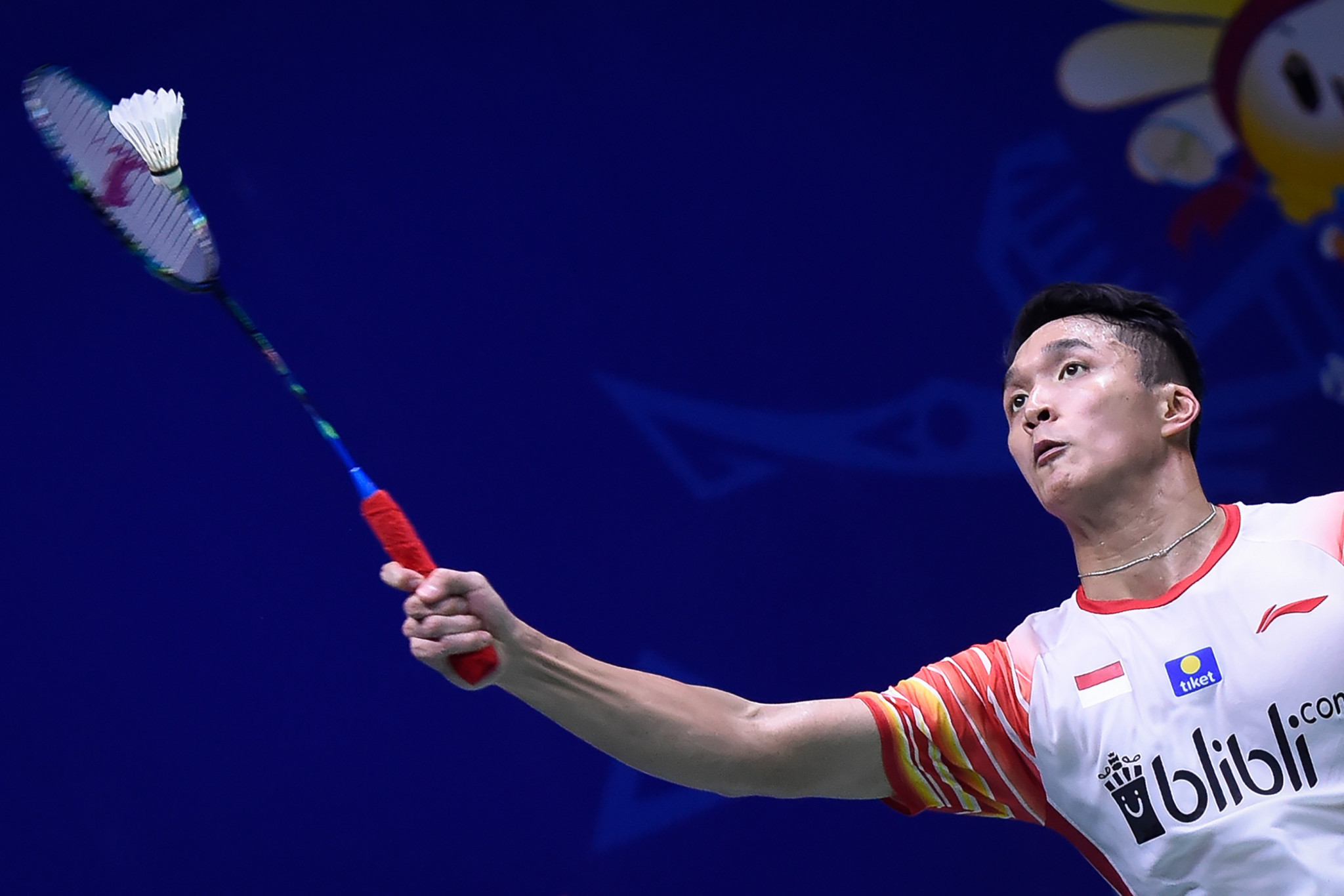 Christie stuns Chou at BWF Australian Open as top seeds reach women's singles final
