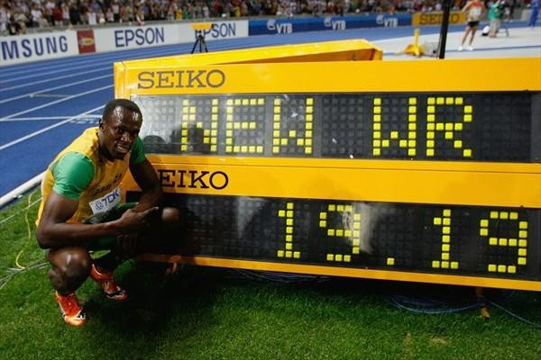 Seiko provides state-of-the-art timing and measurement services for athletics events ©IAAF