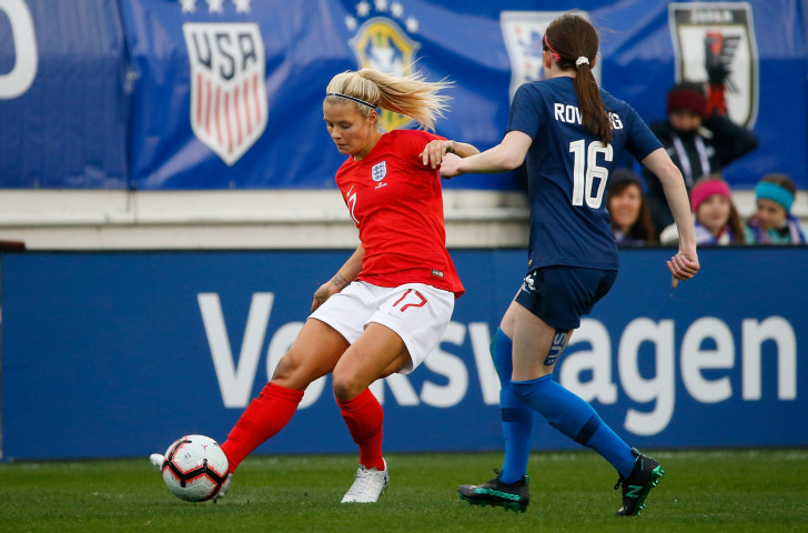 England's overall victory in this year's SheBelieves Cup in the United States, where they drew 2-2 with the hosts, will be a huge source of confidence for their FIFA World Cup campaign ©Getty Images