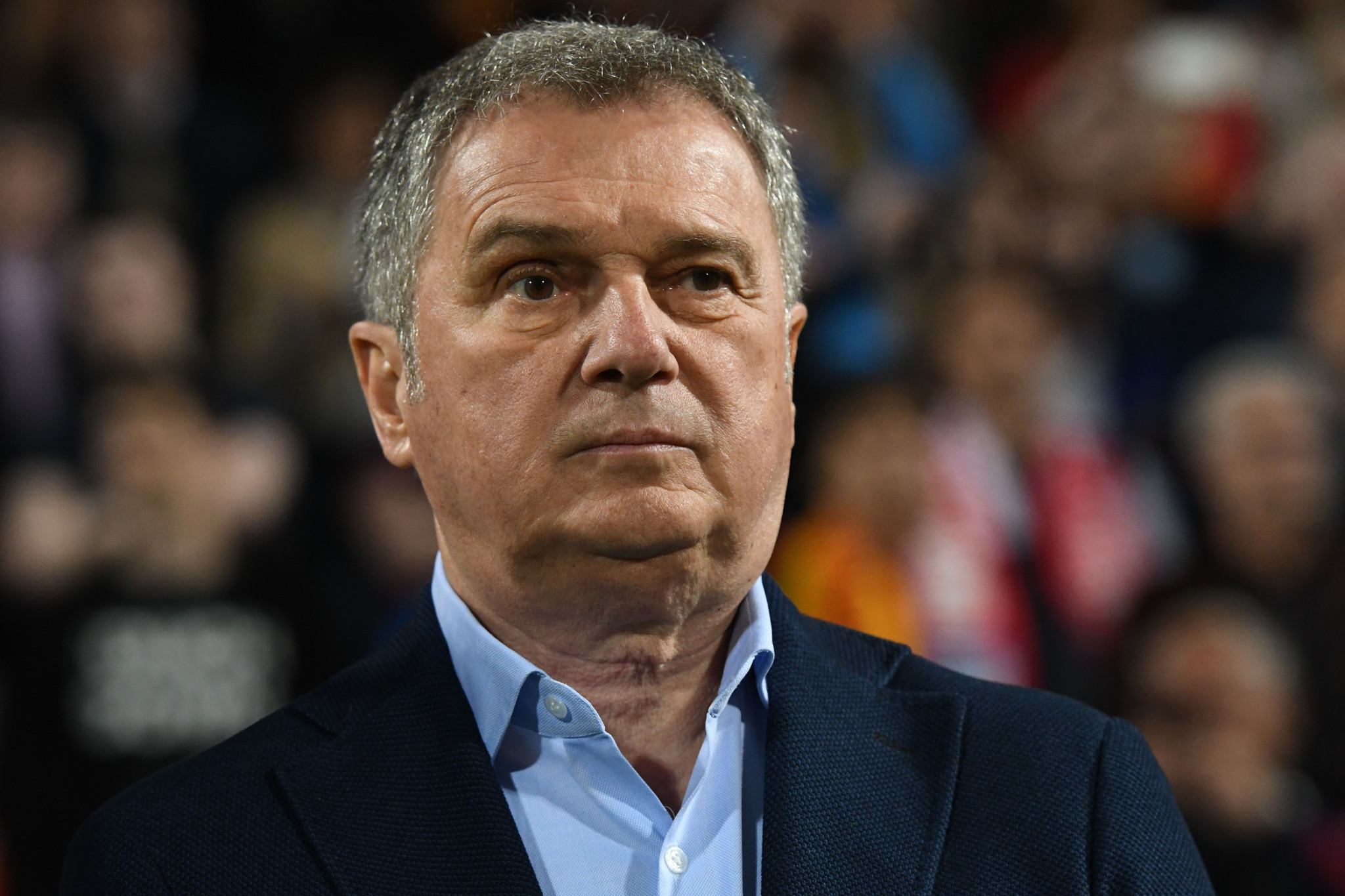 Montenegro have sacked manager Ljubiša Tumbaković after he refused to take charge of their UEFA Euro 2020 qualifier against Kosovo ©Getty Images