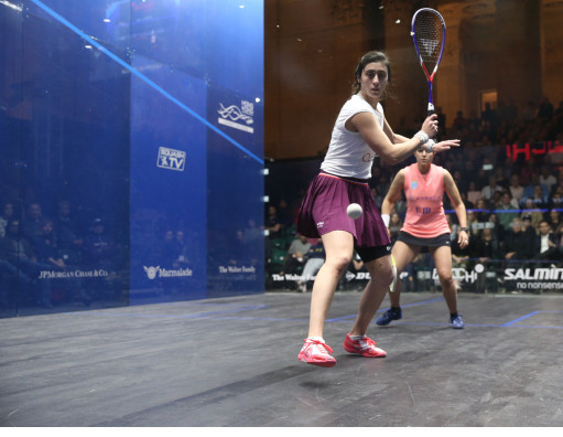 El Sherbini set for rematch of World Championships final with El Tayeb at PSA World Tour Finals