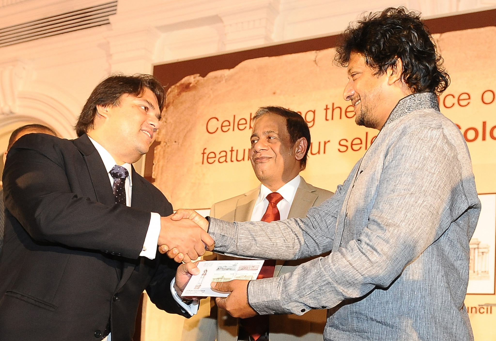 National Olympic Committee of Sri Lanka awards lifetime memberships to former President and secretary general