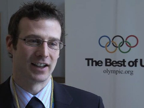 British IOC member Adam Pengilly has supported plans for a combined awarding of the 2024 and 2028 Summer Olympics ©Getty Images