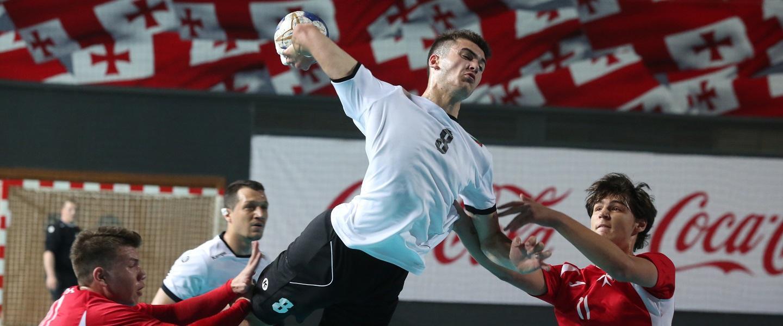 Svetlin Dimitrov scored 10 goals in Bulgaria's win over Malta ©IHF