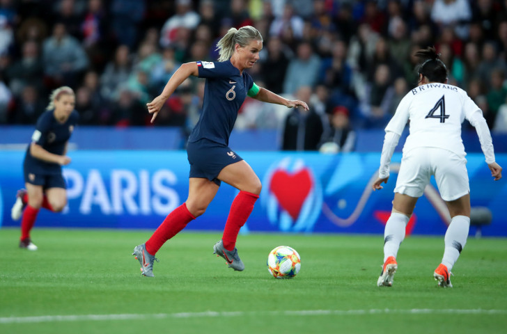 Hosts France got off to a flier when they won the opening match of the FIFA Women's World Cup against South Korea 4-0 at Parc des Princes in Paris ©Getty Images