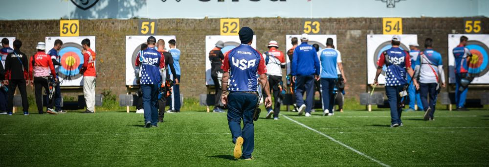 Brady Ellison has fired a warning to the rest of the field expected to compete at the World Archery Championships in the Netherlands ©World Archery