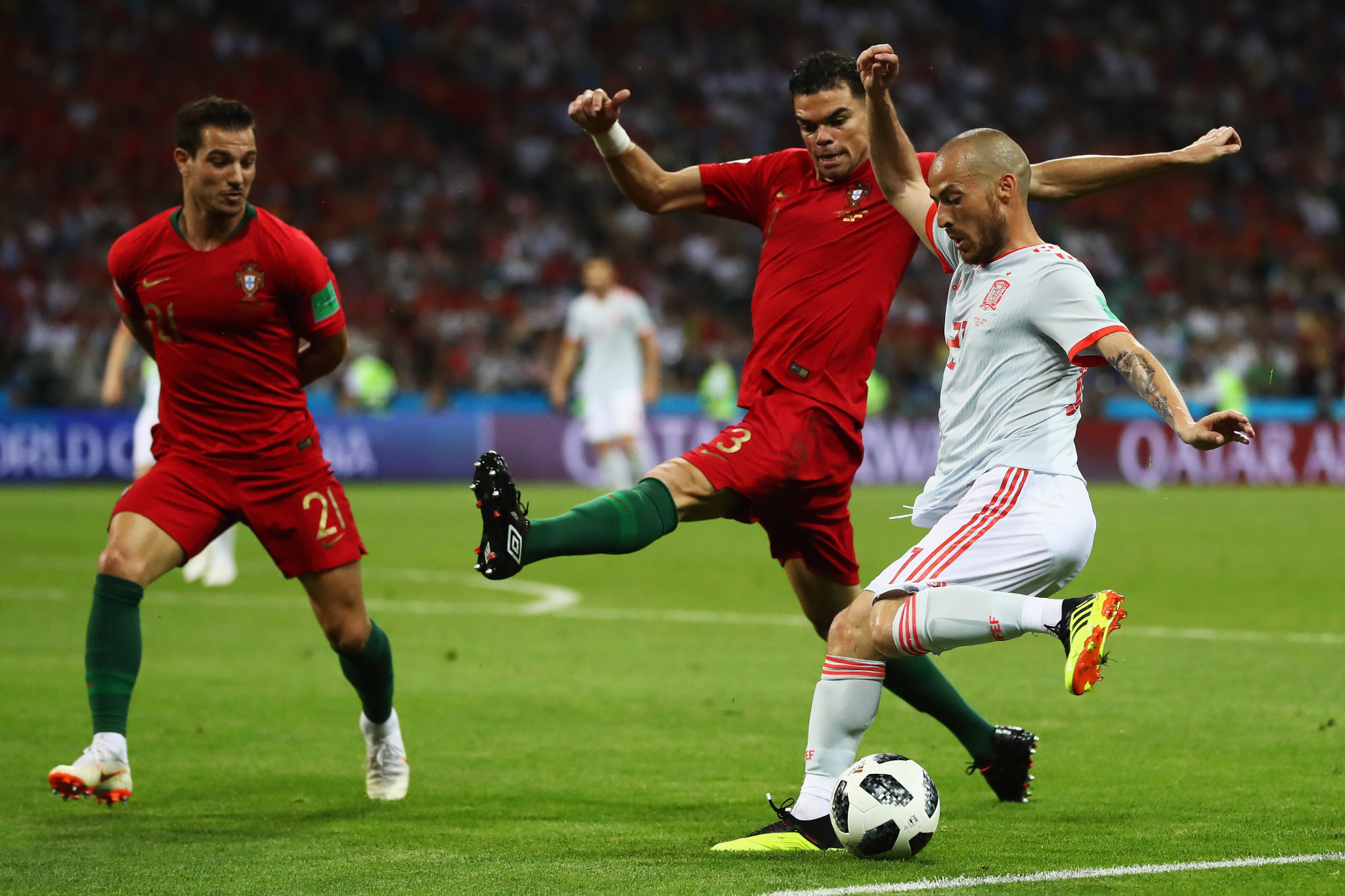 Spain and Portugal to conduct analysis on possible bid for 2030 FIFA World Cup