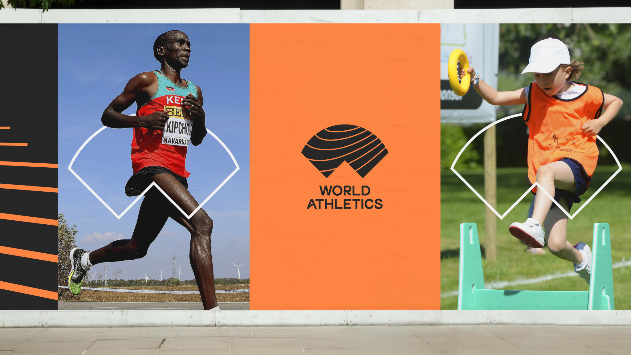 The IAAF claims the rebrand to World Athletics builds upon the organisation's restructuring and governance reform agenda to represent a modern, creative and positive face for the sport ©IAAF