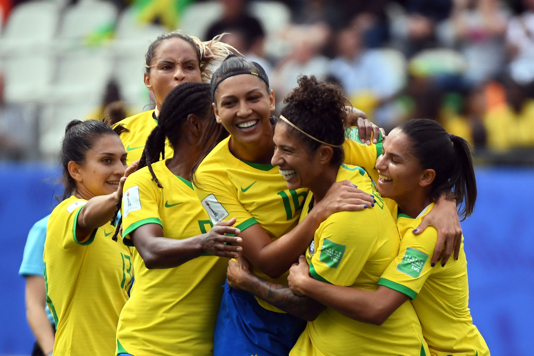 Brazil veteran Cristiane becomes FIFA World Cup's oldest hat-trick scorer