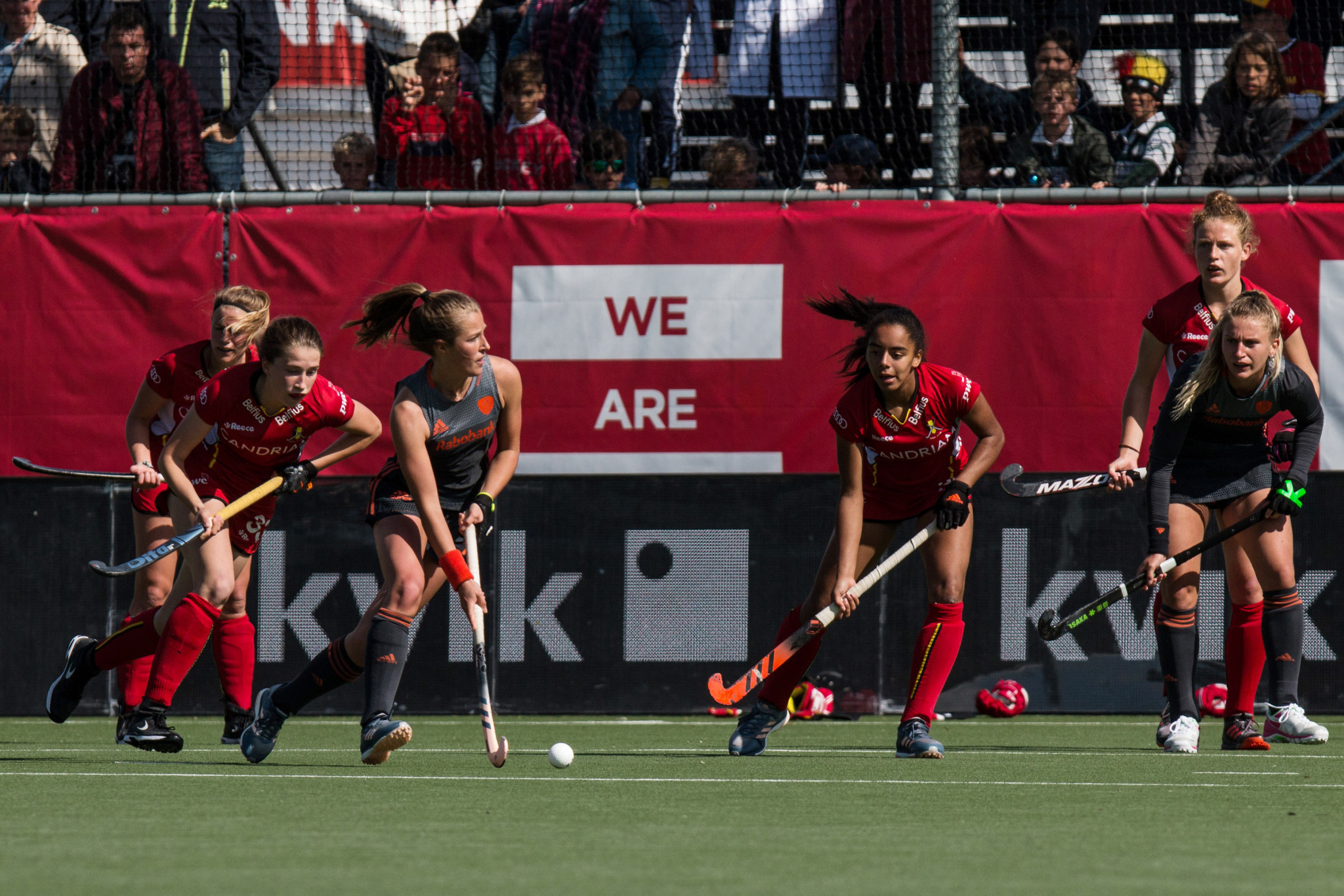 Netherlands secure spot in women's FIH Pro League Grand Final with victory over Belgium